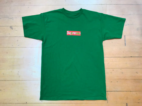 Gold Sharpie T-Shirt - Kelly Green