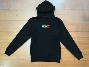 Sharpie Heavy Hoody - Black