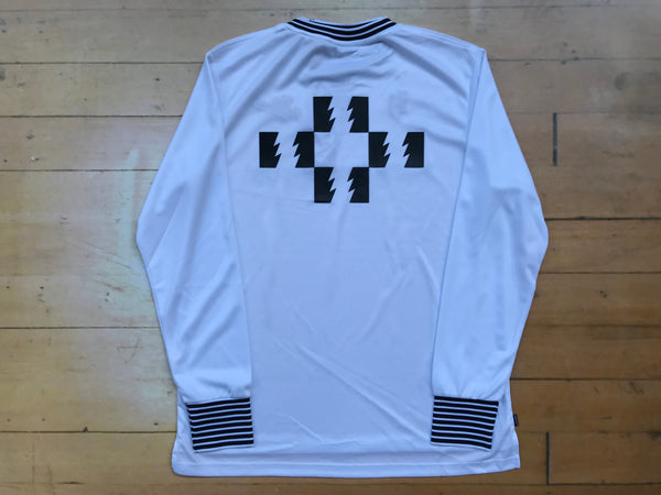 Howard L/S Jersey - White