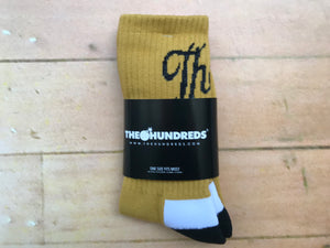 Fast Crew Sock - Yellow
