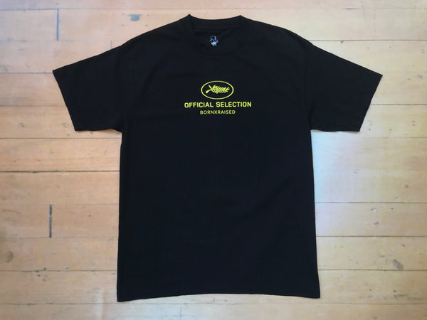 BXR Official Selection S/S T-Shirt - Black