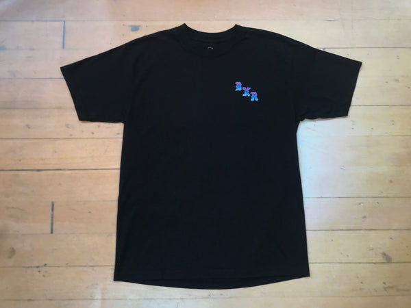 BXR Flag S/S T-Shirt - Black