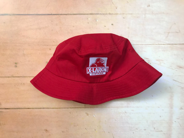 Classic OG Bucket Hat - Red