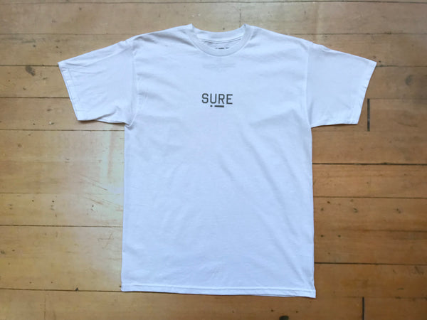 Underscore T-Shirt - White
