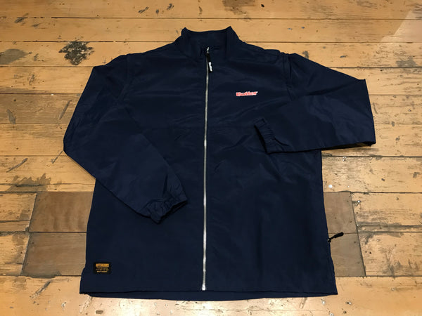 Convertible Jacket - Navy