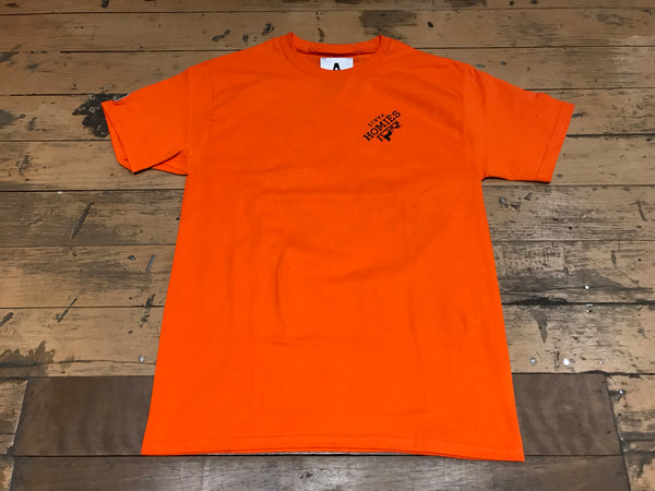 Paris Homies T-Shirt - Orange