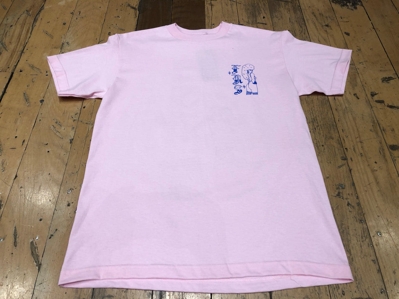 Angel T-Shirt - Pink