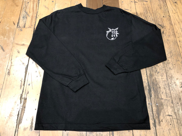 Simple Adam LS - Black