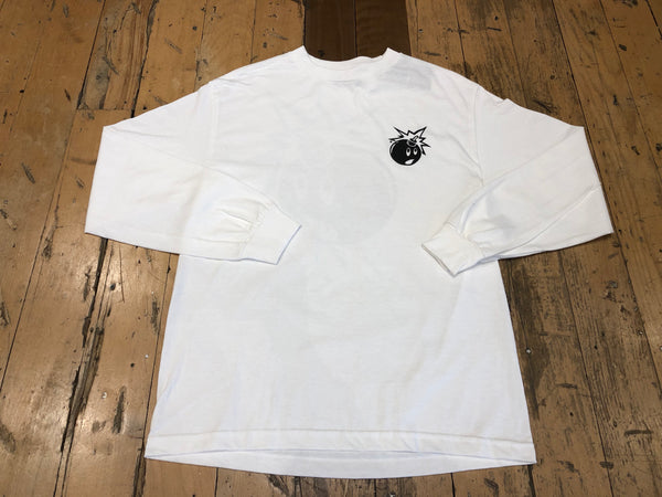 Simple Adam LS - White