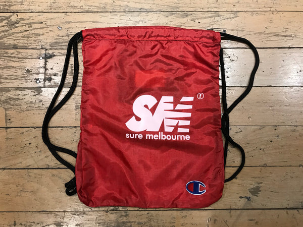 Champion SM Carry Sack - Red