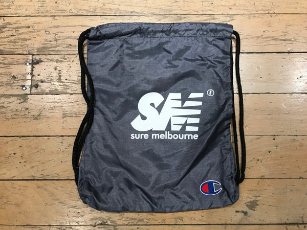 Champion SM Carry Sack - Heather Grey