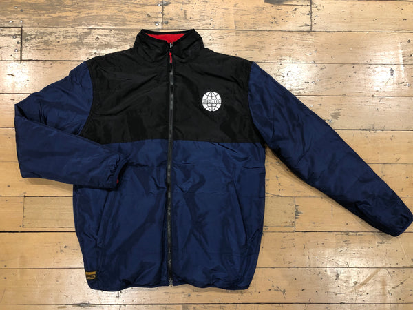 Arctic Reversible Jacket - Black