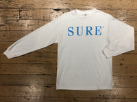 Collins St. LS T-Shirt - White