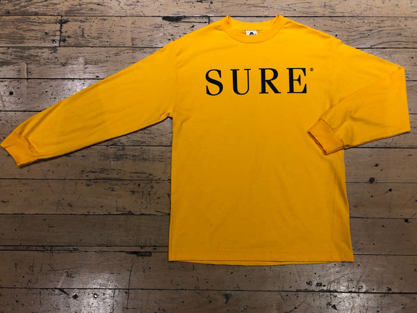 Collins St. LS T-Shirt - Gold