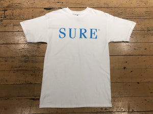 Collins St. T-Shirt - White
