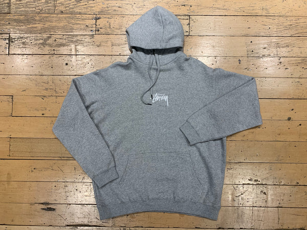 Stock Hood - True Grey Marle