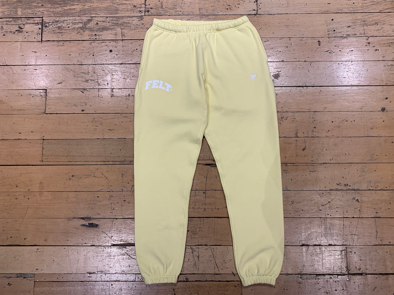 Warm Up Sweat Pant - Butter