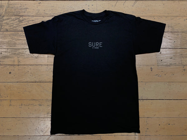 Underscore T-Shirt - Black