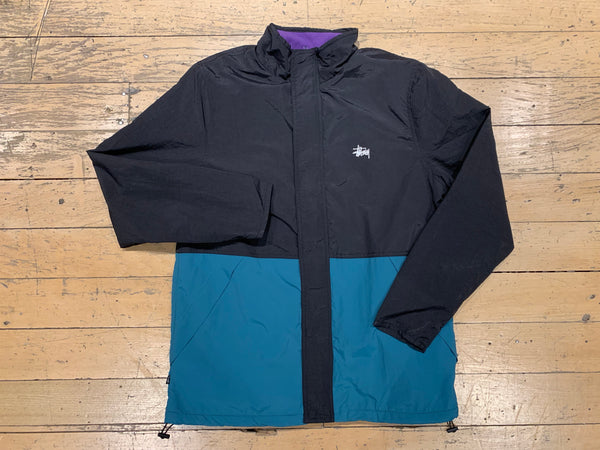 Split Jacket - Green