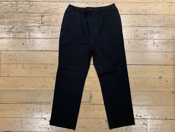 Peaches Twill Beach Pant - New Black