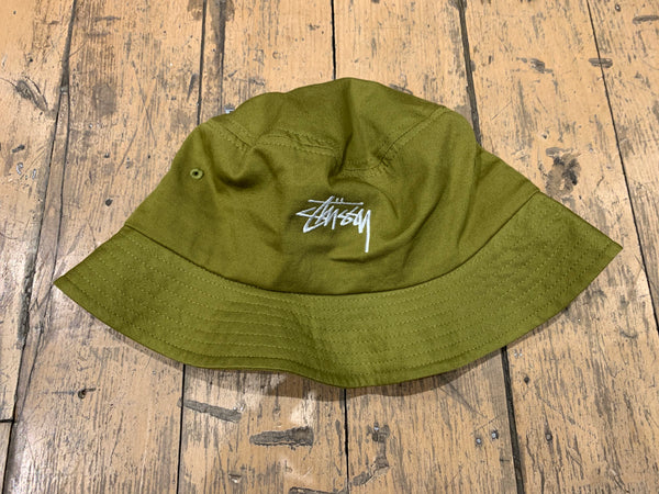 Stock Bucket Hat - Cumin