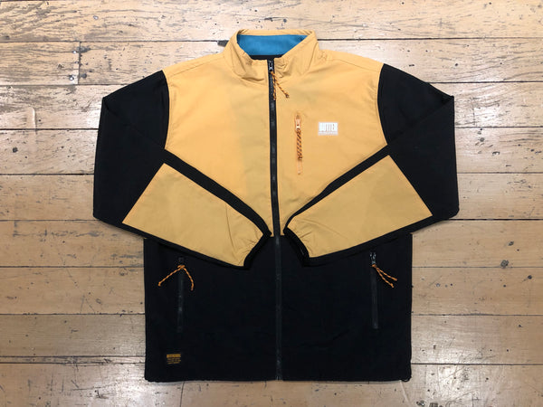 Search Jacket - Black/Peach