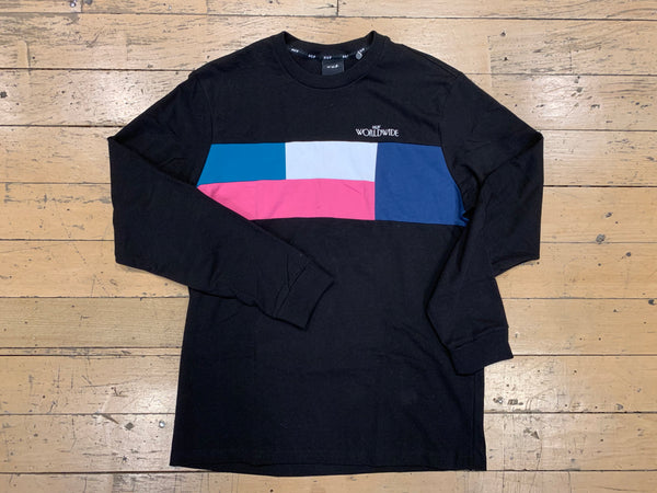 Transition LS T-Shirt - Black