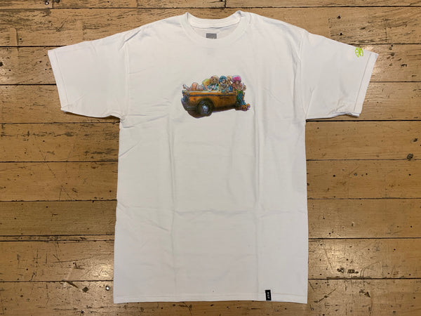 Bode Taxi T-Shirt - White