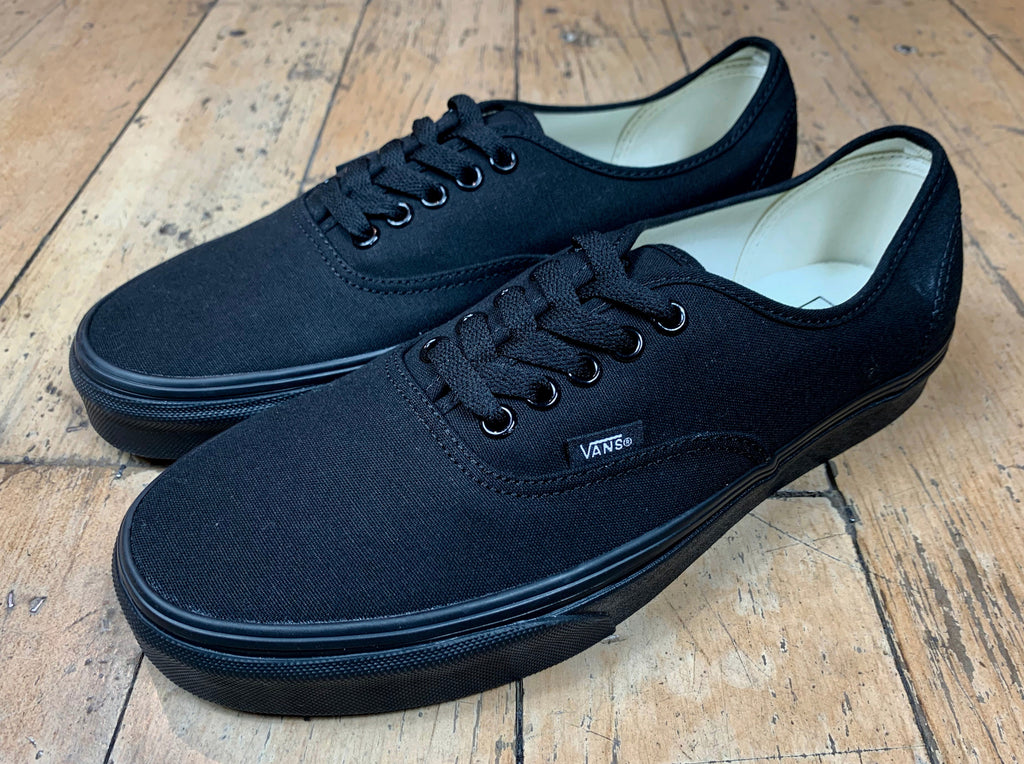 Authentic - Black/Black