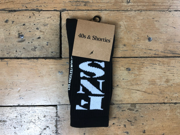 Underground Socks - Black