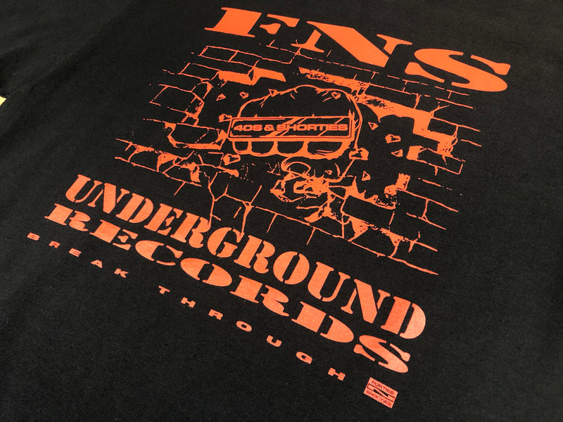 Underground T-Shirt - Black