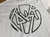 Thrash Circle T-Shirt - White