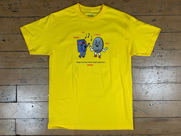 Soul T-Shirt - Yellow