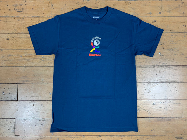World Class T-Shirt - Harbour Blue