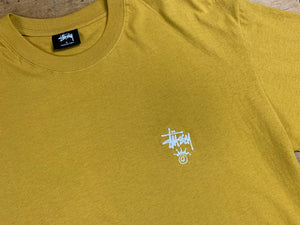 Copyright Crown T-Shirt - Ochre Yellow