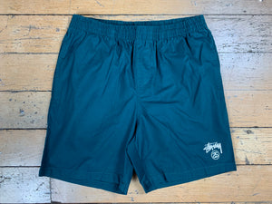 Basic Stock Beach Short - Darkest Teal