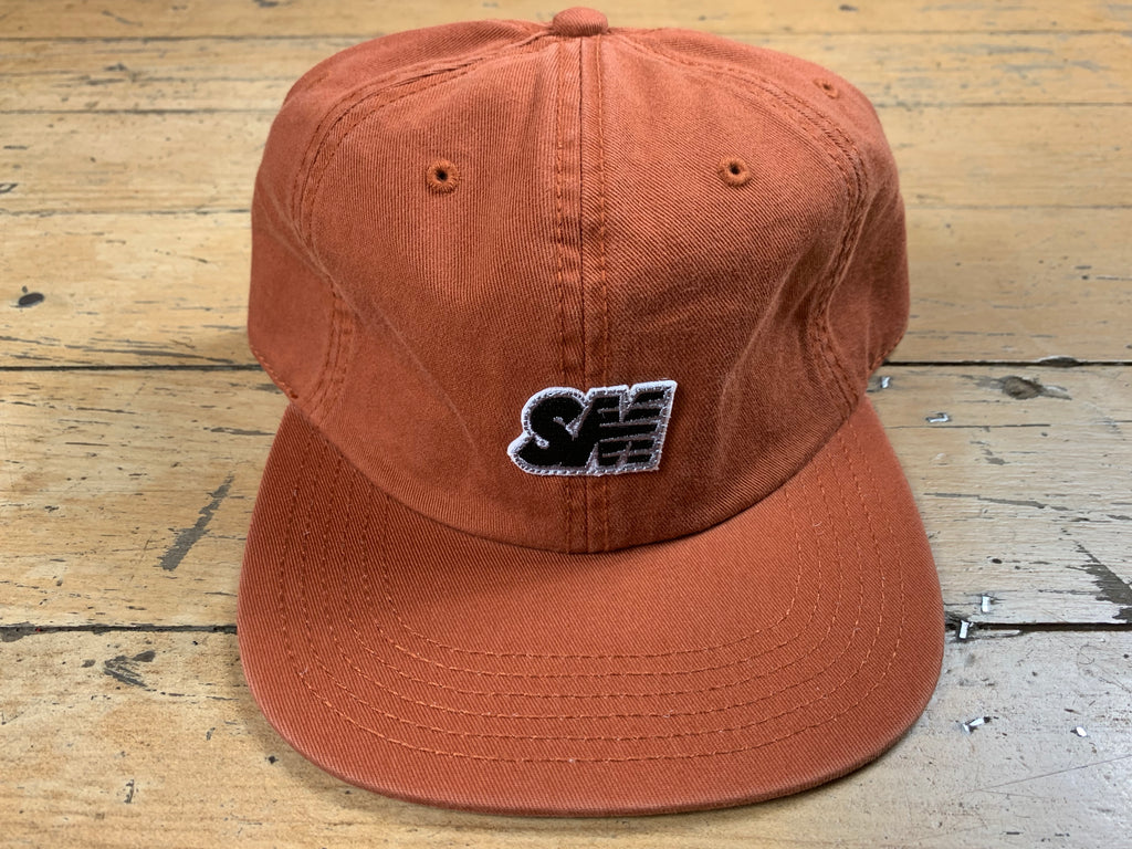 SM 6 Panel Cap - Copper