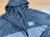 SM 3M Logo Jacket - Black/Grey