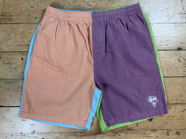 Bel Air Cord Beachshort - Apricot