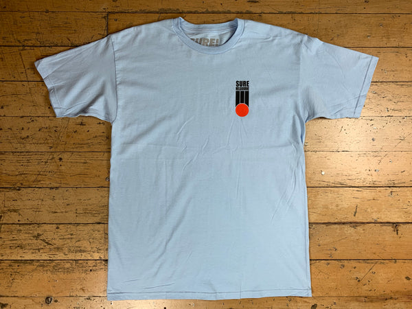 World Series T-Shirt - Sky Blue