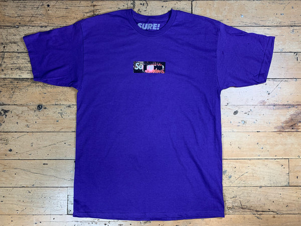 NYE Sharpie T-Shirt - Purple