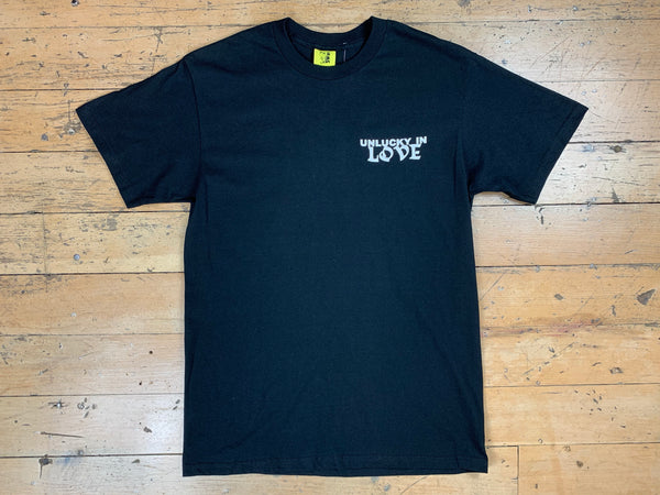 Unlucky In Love T-Shirt - Black