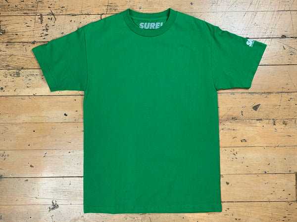 SM Sleeve Logo T-Shirt - Kelly Green