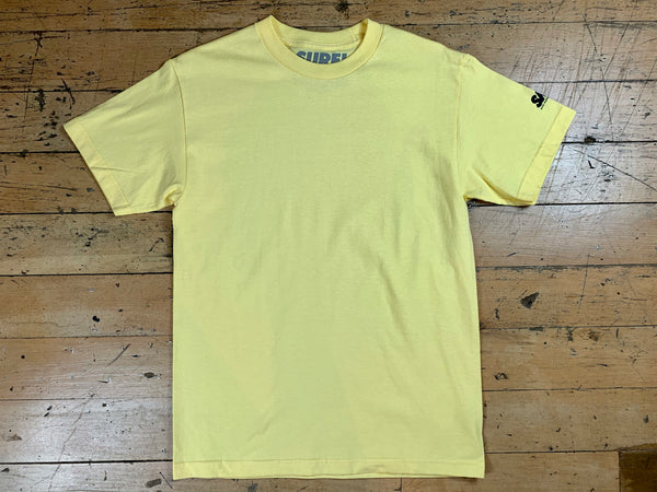 SM Sleeve Logo T-Shirt - Banana
