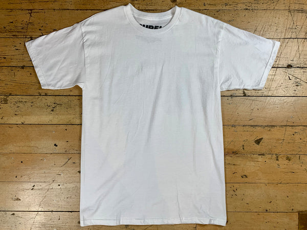 SM Sleeve Logo T-Shirt - White