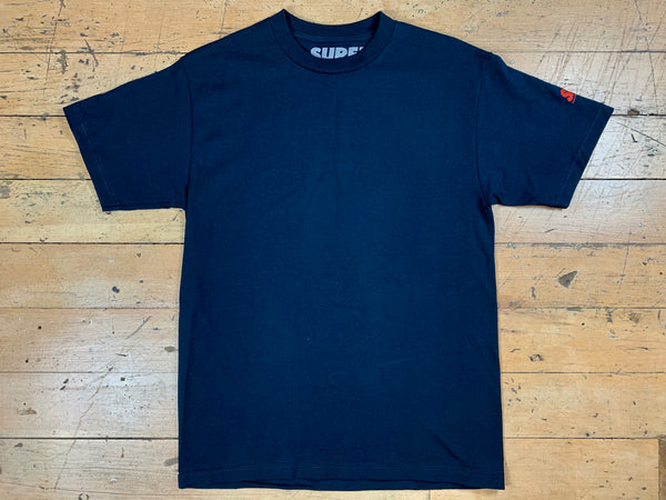 SM Sleeve Logo T-Shirt - Navy