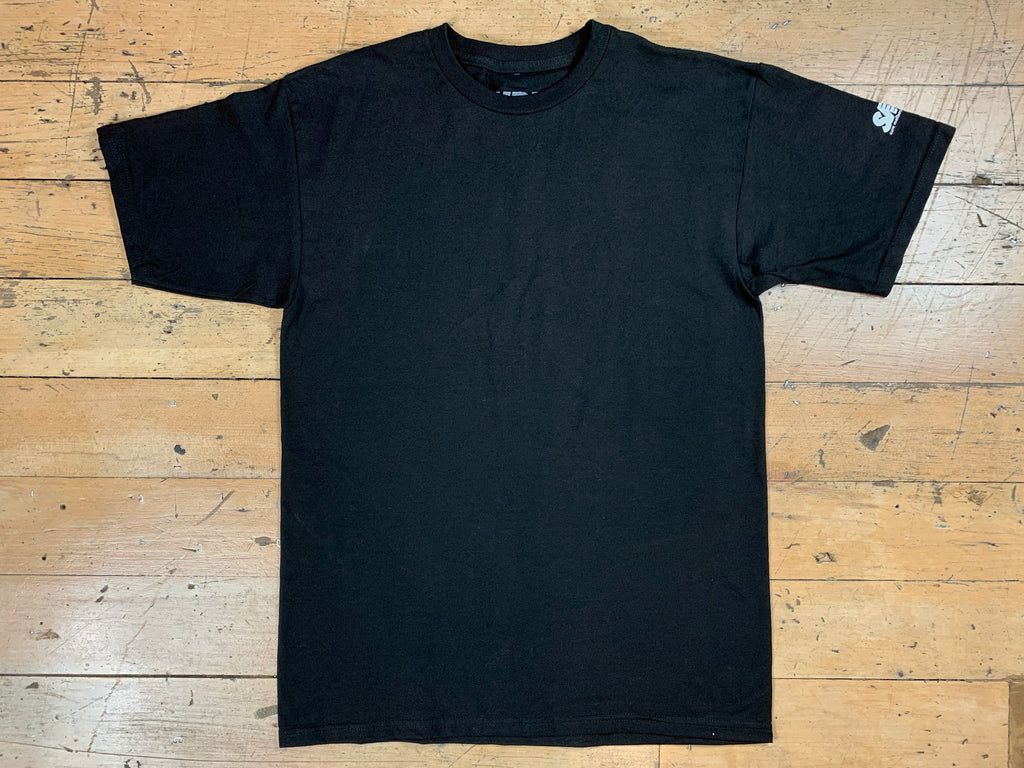 SM Mini Logo Sleeve T-Shirt - Black