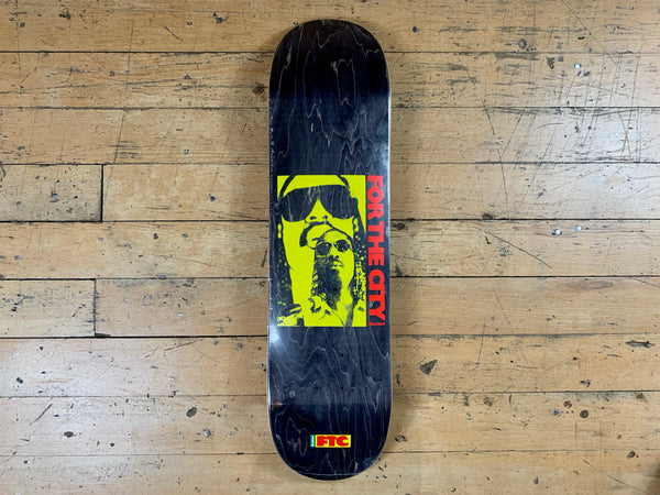 For The City Deck - Black