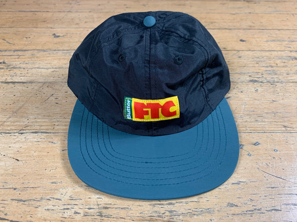 Flag 6 Panel - Black/Forest