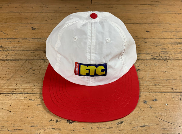 Flag 6 Panel - Off White/Red